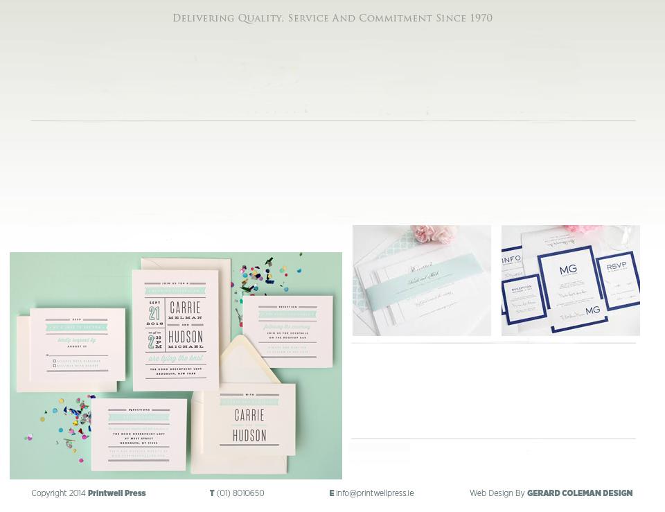 Wedding Card Printing Printers For Wedding Stationery Getting