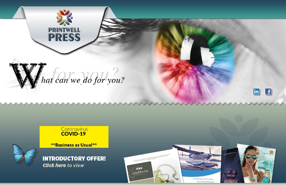 Home Printwell Press Printers Ashbourne Print Shop Ashbourne